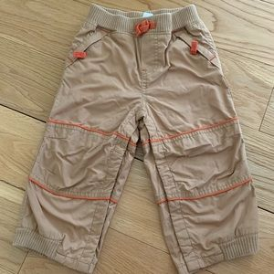 Baby Gap Lined Utility Pants